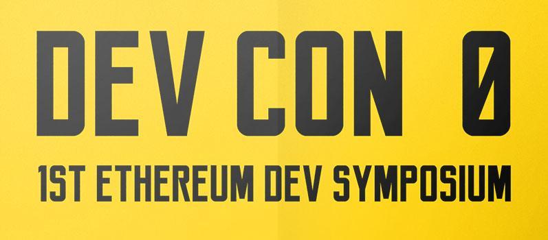 Devcon, Ethereum