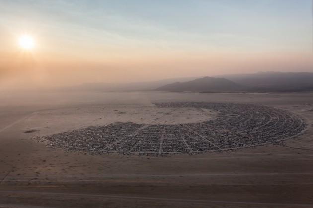 Burning Man: Black Rock City