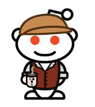 Ryan Charles, Reddit