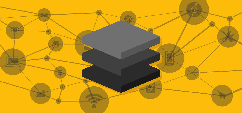 blockchain application stack