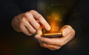 Messaging auf dem Handy