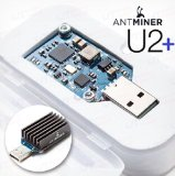 BITMAIN ANTMINER U2+ 1.6-4.0Gh/s ASIC Bitcoin Miner APAC Sole Agency