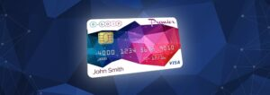 Invest Bitcoin Online at Any Merchant that Allows VISA with E-Coin's New Virtual Debit Card