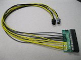 Gigampz Adapter Board Kit for Bitcoin Miner HP DSP-800 Power Supply Antminer ASICMiner