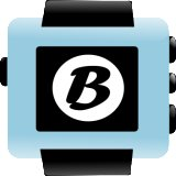 Bitcoin watchface for Pebble